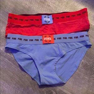 victoria's secret pink panties